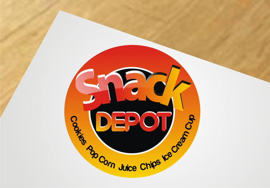 #24 for Logo Design for Snack Centre by ezra66