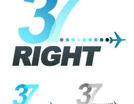 """#57 untuk Impossible Logo Challenge """"37 Right"""" oleh jeetu00007"""
