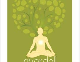 #468 za Logo Design for Riverdell Spiritual Centre od AdartIndia