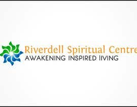 #450 za Logo Design for Riverdell Spiritual Centre od BenGraphics