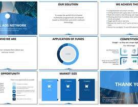 #4 untuk Design a Powerpoint Pitchdeck oleh yunspacezhen