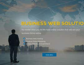 #11 para Design a Website Banner de step2websolution
