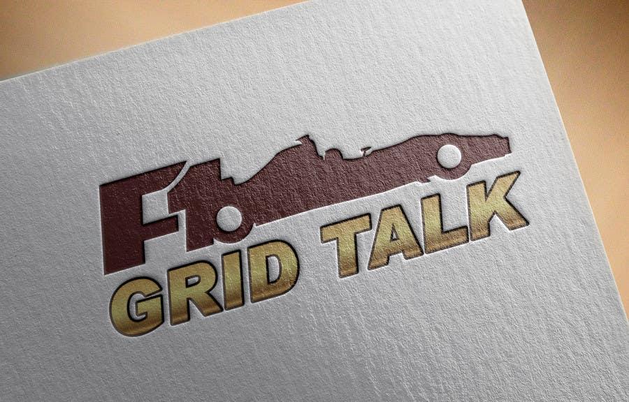 Penyertaan Peraduan #                                        7                                      untuk                                         Design a Logo for F1 themed website