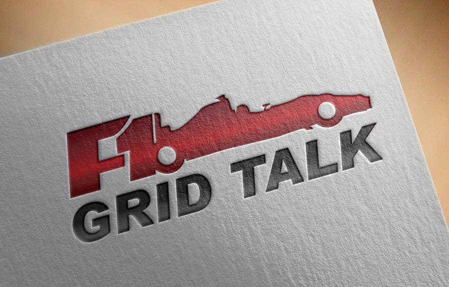 Penyertaan Peraduan #                                        19                                      untuk                                         Design a Logo for F1 themed website