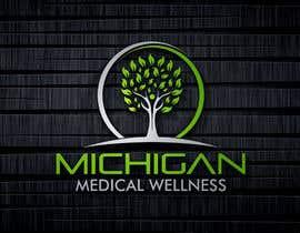#181 for Michigan Medical Wellness Logo af Kingsk144