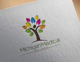 #160 for Michigan Medical Wellness Logo af Rayhanf