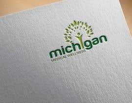 #154 for Michigan Medical Wellness Logo af mdrazabali