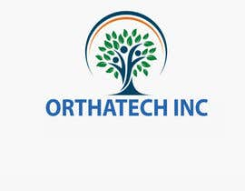 #5 untuk I need a logo designed for a medical company. The name is ORTHATECH INC. oleh CreativeSqad