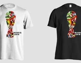 #26 for T-shirt World Cup 2018 by twotiims