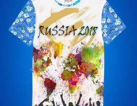 #17 for T-shirt World Cup 2018 by amrmazar