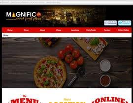 #94 untuk Logo For Wood Fired Pizza Restaurant oleh realexpertkhan