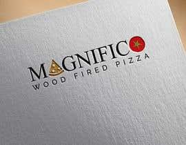 #105 untuk Logo For Wood Fired Pizza Restaurant oleh toshar700