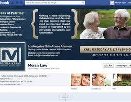 #31 para Facebook Cover Photo Design for Moran Law por softechnos5