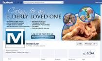 Graphic Design Inscrição do Concurso Nº42 para Facebook Cover Photo Design for Moran Law