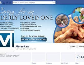 #42 para Facebook Cover Photo Design for Moran Law por MOHR