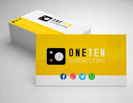 #186 untuk I need logo created and business card designed oleh ejaz2030