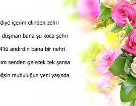 #6 cho Write small Turkish poem. bởi gunesoguzhan