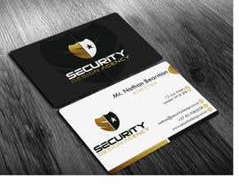 Nro 128 kilpailuun Security Design Agency - Logo & Corporate ID käyttäjältä anibaf11