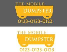 "#50 для I need some Graphic Design ""The mobile dumpster"" от mdhazratwaskurni"