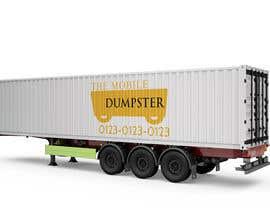 "#54 для I need some Graphic Design ""The mobile dumpster"" от mdhazratwaskurni"