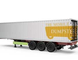 "#55 для I need some Graphic Design ""The mobile dumpster"" от mdhazratwaskurni"