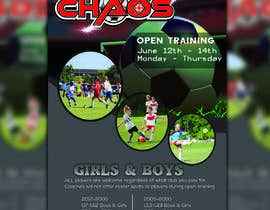 #3 for URGENT Design a Flyer Advertising Open Training for our Club -- 2 by Designerkawsar