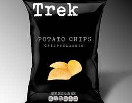 #59 for Logo dan Packaging Design for chips by debduttanundy