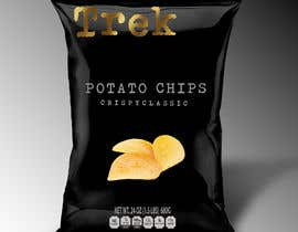 #60 for Logo dan Packaging Design for chips by debduttanundy