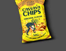 #22 for Logo dan Packaging Design for chips by eybratkaa