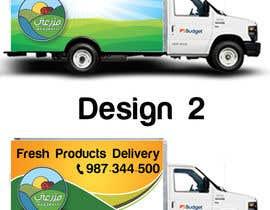 #30 para Design Vehicle Signage Vinyl for Agricultural company por FirstCreative