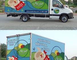 #31 para Design Vehicle Signage Vinyl for Agricultural company por kchrobak