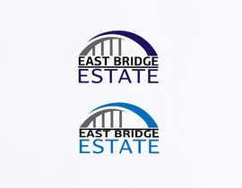 #24 for Logo East Bridge Estate (construction company and real estate agency) af MezbaulHoque