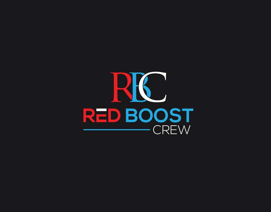 Contest Entry #2 for Design a Logo for Red Boost Crew