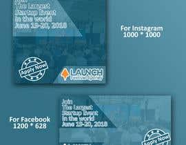 Nro 38 kilpailuun Create Facebook / Instagram Ad käyttäjältä dhruvparmar14