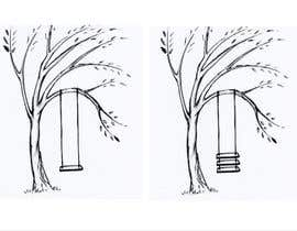 #11 for Swing Tree Illustration by djamalidin