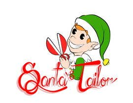 #52 for I need a logo for a business named Santa's Tailor We make fine Christmas clothing and professional Santa Suits by ededpalma