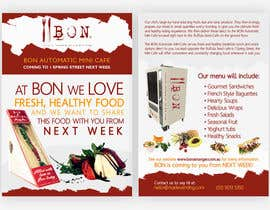 nº 28 pour Flyer Design for Bon a Manger par pris