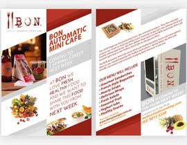 nº 33 pour Flyer Design for Bon a Manger par pris