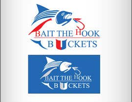 #72 para Logo Design for The Lively Angler or Bait the Hook Buckets  or an original new Brand Name) por suvra4ever