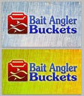 Graphic Design Konkurrenceindlæg #70 for Logo Design for The Lively Angler or Bait the Hook Buckets  or an original new Brand Name)