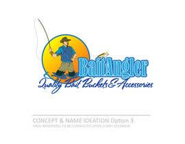 #39 for Logo Design for The Lively Angler or Bait the Hook Buckets  or an original new Brand Name) by LRMStudio1
