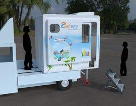 #10 untuk Mobile/Removable Ticketing Counter mounted on a Truck oleh anto2178