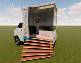 #22 untuk Mobile/Removable Ticketing Counter mounted on a Truck oleh milosjevdjic
