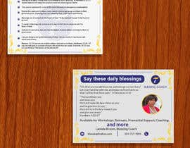 #16 for information card by prosenjit2016