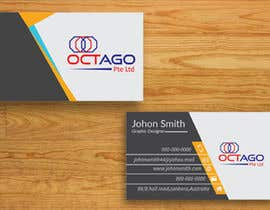 #36 for Design Business Card AND Logo for Company by juwelmia2210