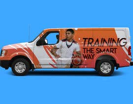 #66 for Design a Car Wrap for a Nissan NV 3500 by mahmoudhassany