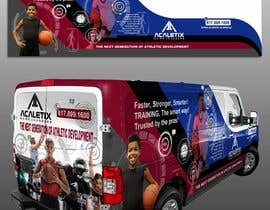 #71 for Design a Car Wrap for a Nissan NV 3500 by jbktouch
