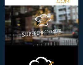 #108 for Super Chefpreneur Logo by mbasil98