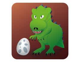 Nro 17 kilpailuun Design App Icon for Mobile Game (like Slither.io) käyttäjältä KatzePose