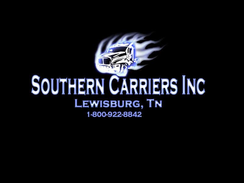 Kilpailutyö #                                        56                                      kilpailussa                                         Logo Design for Southern Carriers Inc